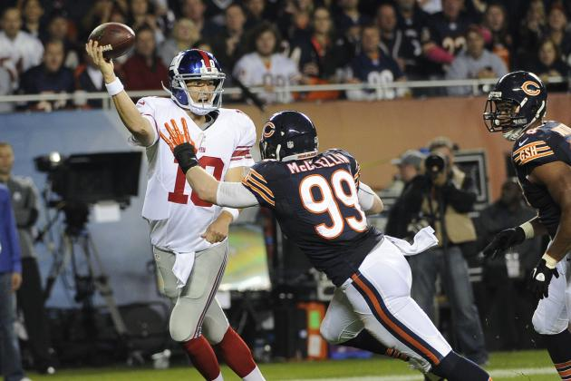 Fantasy Football: Is It Time to Dump Eli Manning?