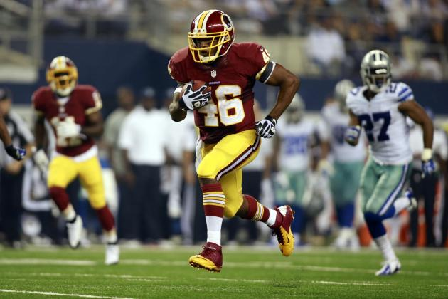 Alfred Morris' Instant Fantasy Reaction After Week 6