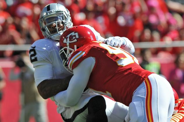 Kansas City Chiefs Remain Undefeated, but How Long Can They Keep It Going?