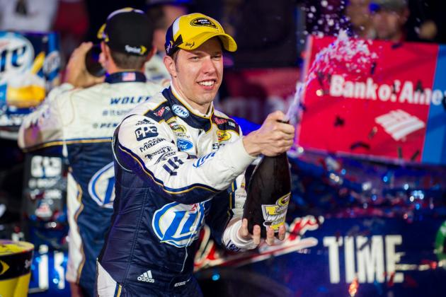 Brad Keselowski's Win at Charlotte Lays Foundation for Bounce-Back 2014 Season