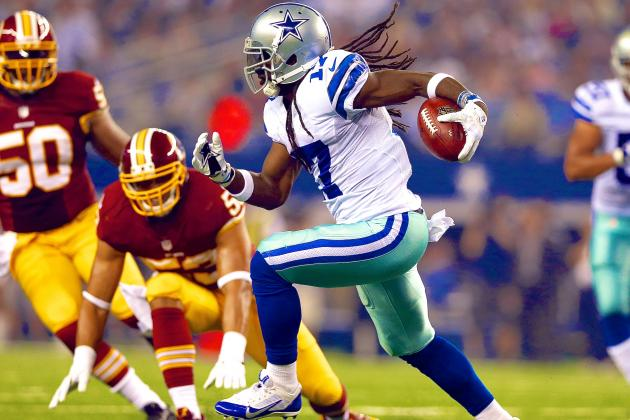 Redskins vs. Cowboys: Live Score, Highlights and Reaction