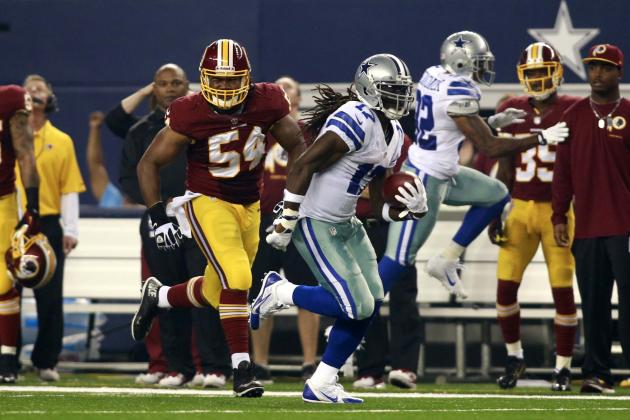 Redskins vs. Cowboys: Score, Grades and Analysis