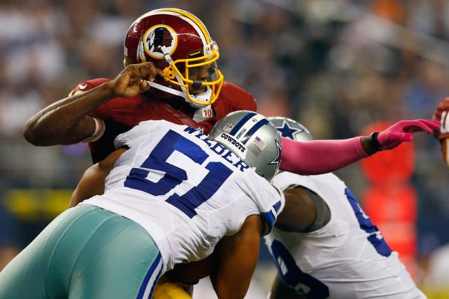 RGIII Finally Returning to Form, but Washington Redskins Are a Mess