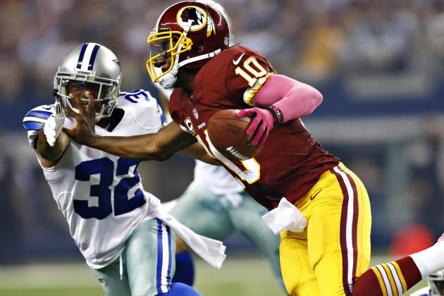 Redskins Stifled in Texas, Fall to Rival Cowboys