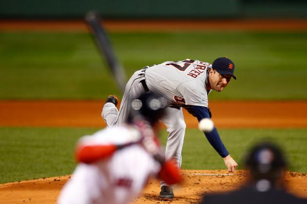 Detroit Tigers Arms Potent Enough to Keep Them in ALCS Despite Game 2 Hiccup