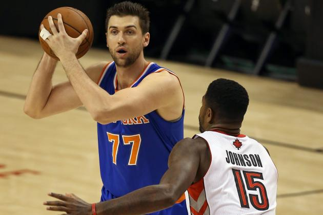 Most Disappointing NY Knicks Players in Preseason So Far