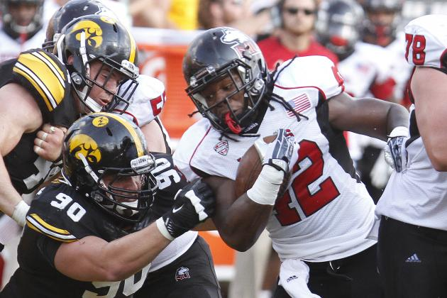 Northern Illinois Football: Huskies Need to Be Wary of Central Michigan