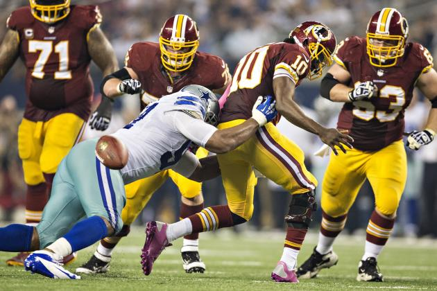 Washington Redskins Offense Won't Find Success Without Stronger O-Line Play
