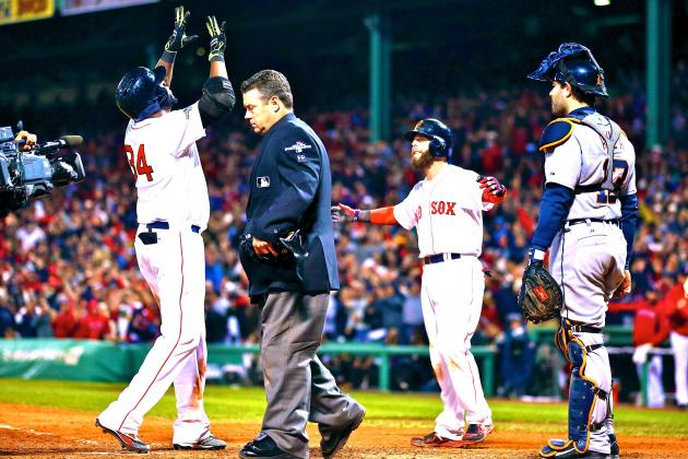 Did David Ortiz's Grand Slam Swing Momentum to Red Sox in ALCS?