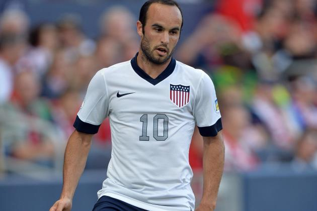 Was Landon Donovan's Benching a Message to United States Star?