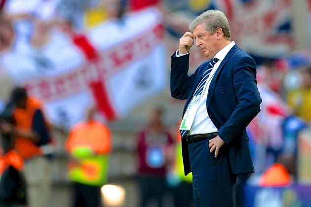Sturridge Is England's Most Exciting Player and Why Roy Has It Easy with Poland