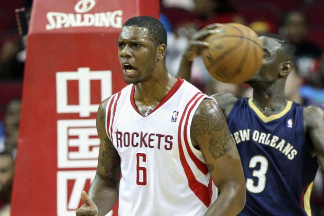 Most Disappointing Houston Rockets Players in Preseason so Far