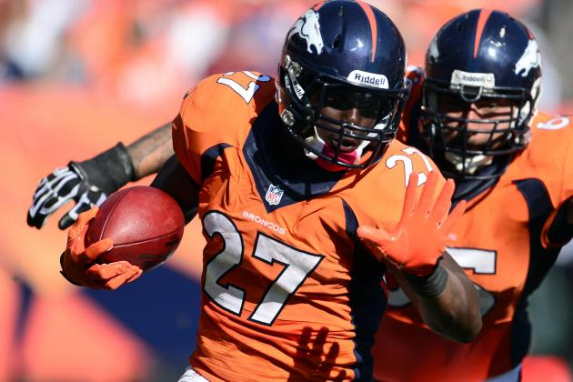 Knowshon's Big Day Boosts Broncos Past Jags
