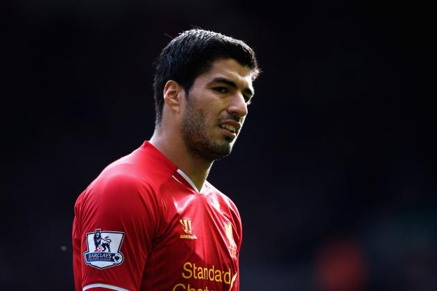 Suarez to Leave Liverpool in January? Must Be a Slow News Week
