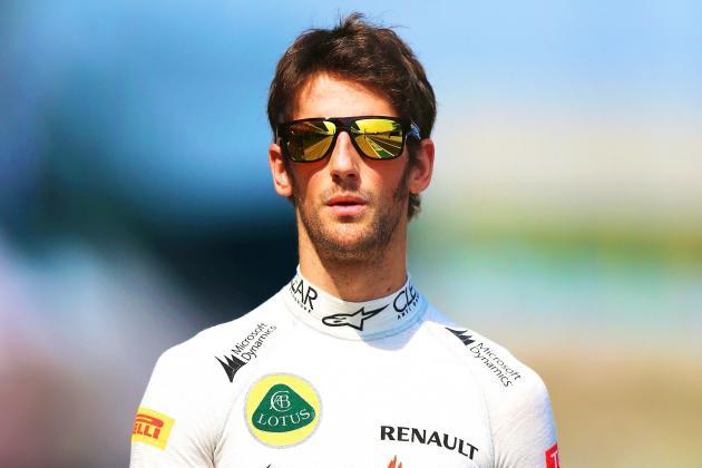 Romain Grosjean's Coming of Age: How Lotus' Rough Diamond Shone at Suzuka