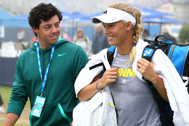 Rory McIlroy Reportedly Dumped Caroline Wozniacki to Improve His Form