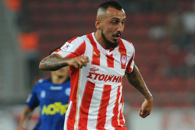Konstantinos Mitroglou Reportedly Wanted by Arsenal and Liverpool