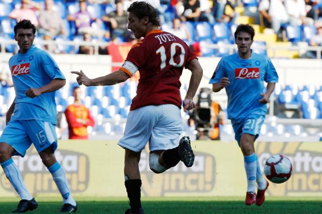 Why Roma vs. Napoli Could Be the Defining Game of the Serie a Season