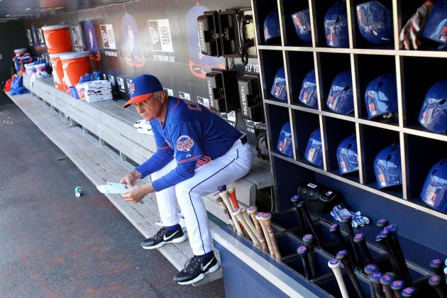 Mets: Predicting New York Mets Starting Lineup Next Year