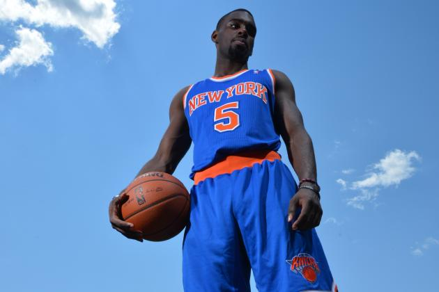 What Will Tim Hardaway Jr.'s Role Be with the NY Knicks?