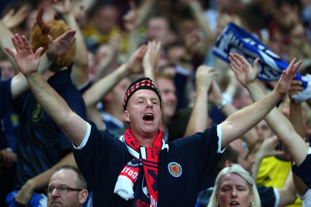 Scotland vs. Croatia: Date, Time, Live Stream, TV Info and Preview