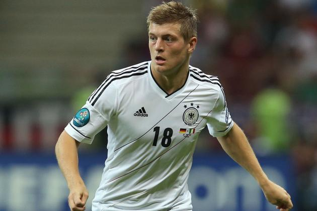 World Cup 2014: Toni Kroos Finds His Niche in Loew's Germany