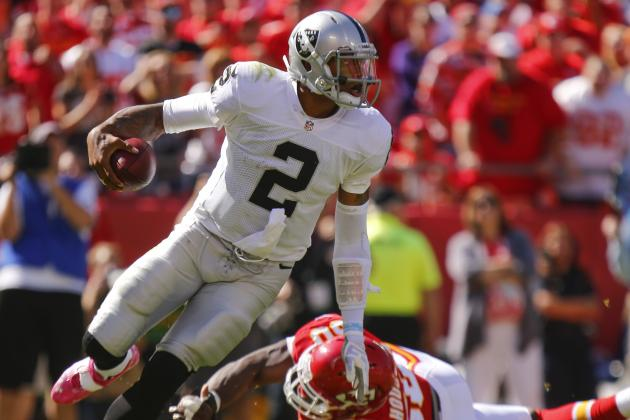 Terrelle Pryor Says Oakland Raiders Will Make Playoffs