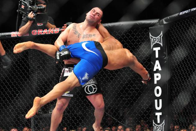 Cain Velasquez: King of the Grind