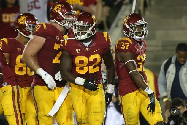 Notre Dame Football: Are Trojans Better or Just Happier?