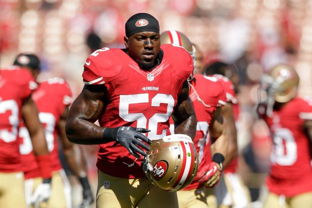 Willis Makes Big Play in 49ers' Victory