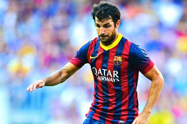 Analysing the Rise of Cesc Fabregas and the New Hybrid Midfield Position