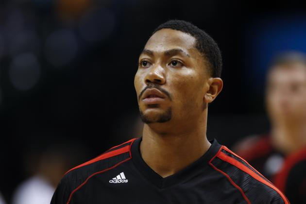 Chicago Bulls' Derrick Rose Sits Out with Knee Soreness, but Let's Not Freak Out