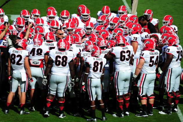 Georgia Football: Dawgs' BCS Championship Hopes Still Alive