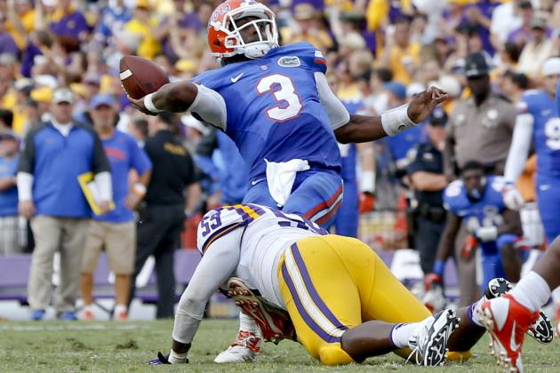 The Disintegration of the Florida Gators Offense in the Post-Tebow Era