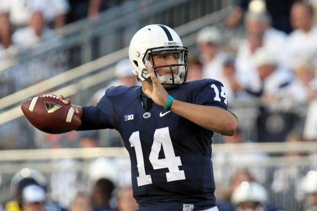 Michigan State, Penn State Dominate Week 7's Big Ten Players of the Week