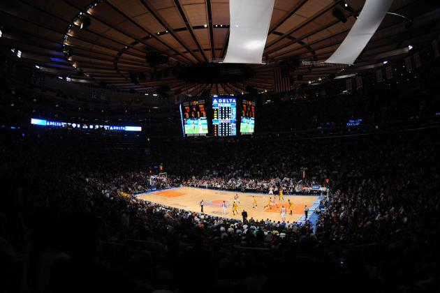 First Peek at MSG Sky Bridge Seats