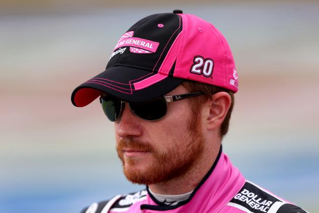 Brian Vickers Injury: Updates on NASCAR Star's Leg and Recovery