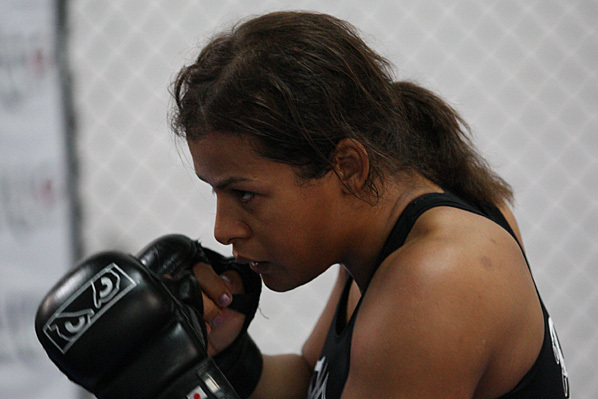 Transgender Fighter Fallon Fox Loses Via TKO to Ashlee Evans-Smith at CFA 12