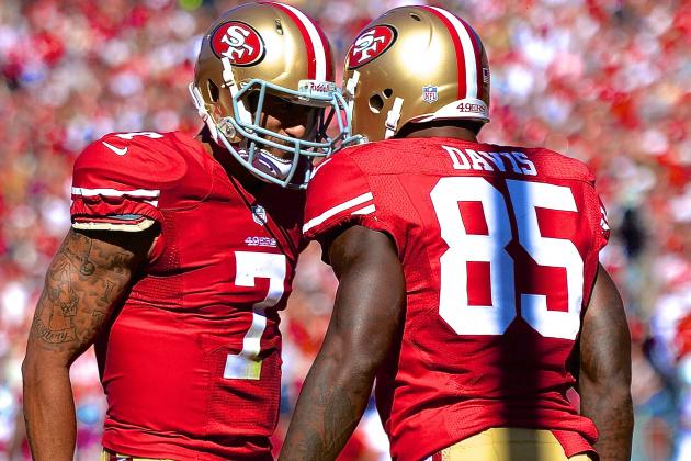 Colin Kaepernick's Re-Emergence Reminds Us How Dangerous the 49ers Could Be