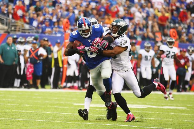 NFL Trade Rumors: Baltimore Ravens Must Make a Hakeem Nicks Trade a Priority