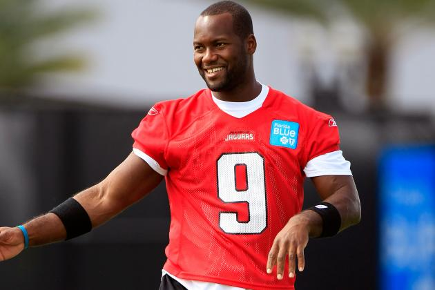 Unretired David Garrard Must Be Used by Jets as Mentor for Geno Smith
