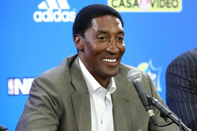 Scottie Pippen Says There's 'No Doubt' That Derrick Rose Will Win a Championship