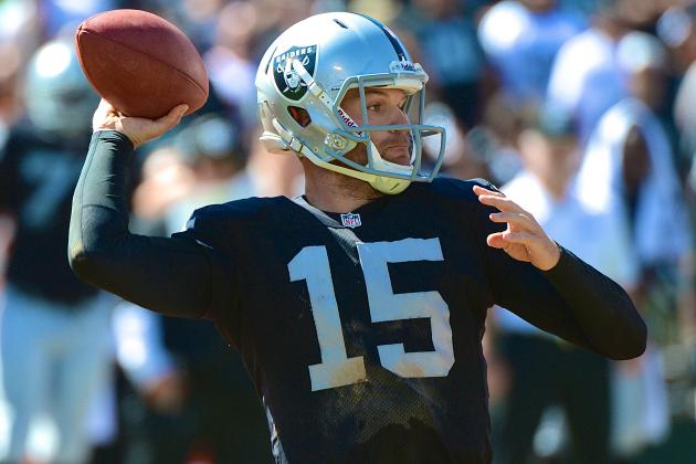Matt Flynn Rumors: Latest Buzz Surrounding Former Raiders QB