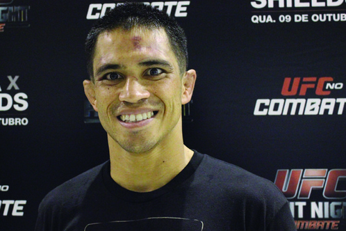 Chris Cariaso Wants the Winner of Scott Jorgensen-Ian McCall Next