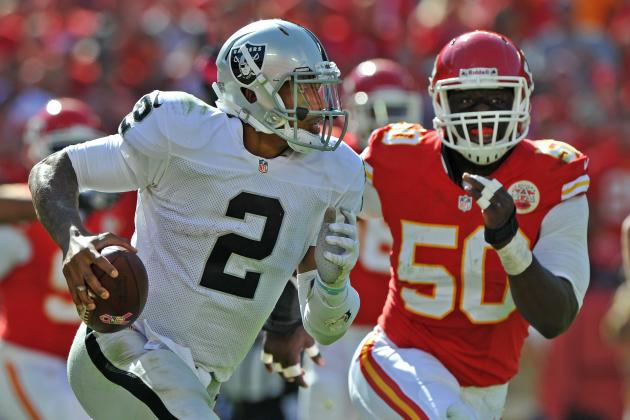 Terrelle Pryor Predicts Oakland Raiders Will Make Playoffs