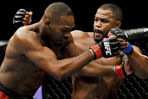 Rashad Evans Says He Wants to Get Another Chance to Fight Jon Jones