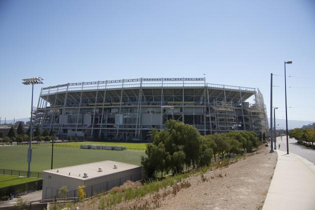 Delivery Driver Dies During Construction of New San Francisco 49ers Stadium