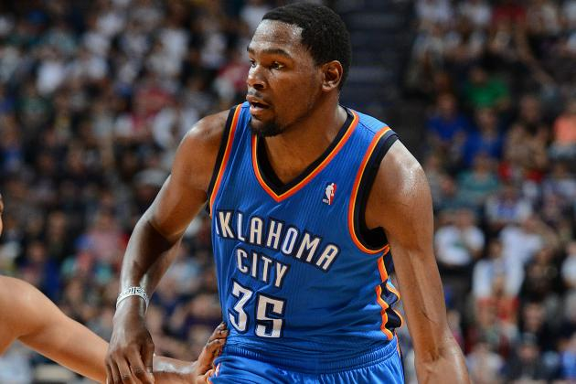 Thunder Want Durant to 'Help' Others Score