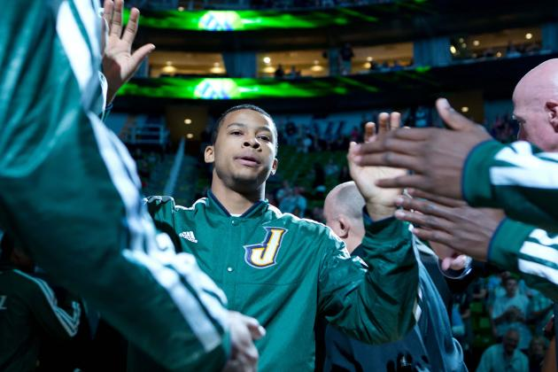 Trey Burke Injury: Options to Replace Injured Utah Jazz Point Guard