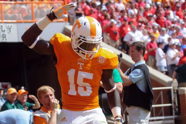 Gametime Set for Tennessee Volunteers @ Alabama Crimson Tide